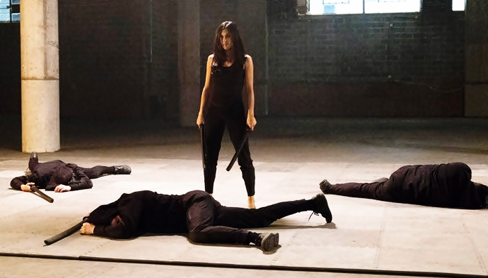 he Defenders: Elodie Yung on Elektra's fate, killing off