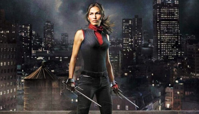 Elodie Yung talks about her iconic Marvel character Elektra