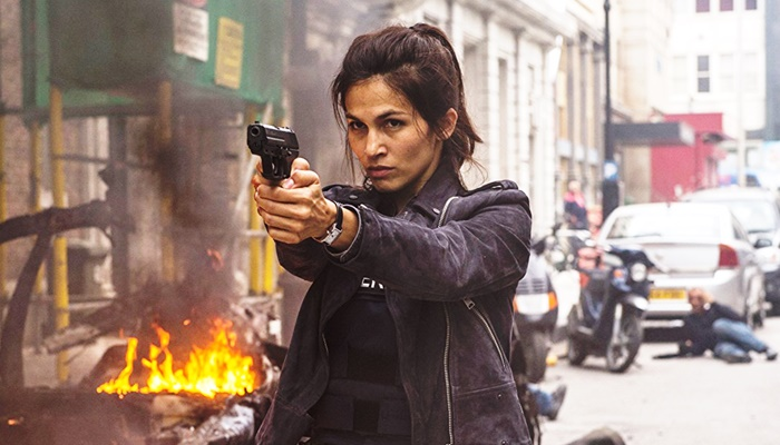 Élodie Yung stars in The Hitman's Bodyguard movie